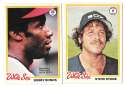 1978 O-PEE-CHEE (OPC) - CHICAGO WHITE SOX Team Set