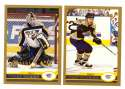 1999-00 Topps Hockey Team Set - Nashville Predators
