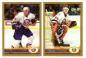 1999-00 Topps Hockey Team Set - New York Islanders