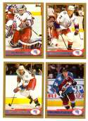 1999-00 Topps Hockey Team Set - New York Rangers