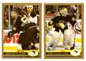 1999-00 Topps Hockey Team Set - Pittsburgh Penguins