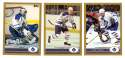 1999-00 Topps Hockey Team Set - Toronto Maple Leafs