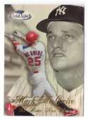 1998 Topps Gold Label Black Home Run Race HR2 Mark McGwire