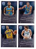 2012-13 Panini Brilliance Basketball Team Set - New Orleans Hornets