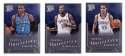2012-13 Panini Brilliance Basketball Team Set - Oklahoma City Thunder