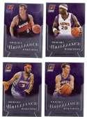 2012-13 Panini Brilliance Basketball Team Set - Phoenix Suns