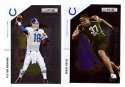 2011 Rookies and Stars Longevity Football Team Set - INDIANAPOLIS COLTS