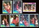 1981-82 Topps Basketball Team Set (EX+ Conditon) - Chicago Bulls