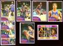 1981-82 Topps Basketball Team Set (EX Conditon) - Phoenix Suns