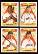 2018 Topps Heritage New Age Performers - BOSTON RED SOX