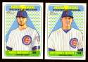 2018 Topps Heritage New Age Performers - CHICAGO CUBS