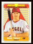 2018 Topps Heritage New Age Performers - LOS ANGELES ANGELS