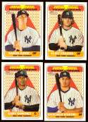 2018 Topps Heritage New Age Performers - NEW YORK YANKEES