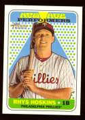 2018 Topps Heritage New Age Performers - PHILADELPHIA PHILLIES