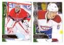 2016-17 Parkhurst Hockey Team Set - Montreal Canadiens