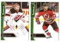 2016-17 Parkhurst Hockey Team Set - New Jersey Devils