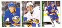 2016-17 Parkhurst Hockey Team Set - New York Islanders