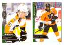 2016-17 Parkhurst Hockey Team Set - Philadelphia Flyers