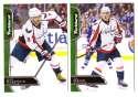 2016-17 Parkhurst Hockey Team Set - Washington Capitals