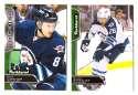 2016-17 Parkhurst Hockey Team Set - Winnipeg Jets