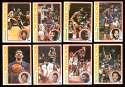 1978-79 Topps Basketball Team Set - New York Knicks