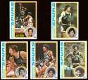 1978-79 Topps Basketball Team Set - San Antonio Spurs