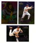 1998 METAL UNIVERSE - BALTIMORE ORIOLES Team Set