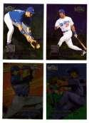 1998 METAL UNIVERSE - LOS ANGELES DODGERS Team Set