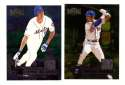 1998 METAL UNIVERSE - NEW YORK METS Team Set