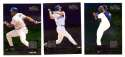 1998 METAL UNIVERSE - SAN DIEGO PADRES Team Set