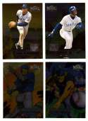 1998 METAL UNIVERSE - SEATTLE MARINERS Team Set