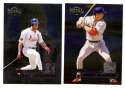 1998 METAL UNIVERSE - ST LOUIS CARDINALS Team Set