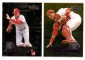 1998 METAL UNIVERSE - TEXAS RANGERS Team Set