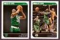 2014-15 NBA Hoops - Boston Celtics 12 Card Team Set