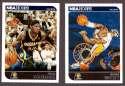 2014-15 NBA Hoops - Indiana Pacers 9 Card Team Set