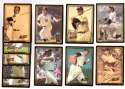 1992 Action Packed All-Star Gallery - NEW YORK YANKEES Team Set