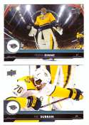 2017-18 Upper Deck Hockey (Base) Team Set - Nashville Predators