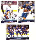 2017-18 Upper Deck Hockey (Base) Team Set - New York Islanders