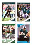 2018 Donruss Football Team Set - PHILADELPHIA EAGLES