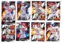 2018 Topps Fire - ST LOUIS CARDINALS Team Set
