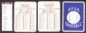 1933 APBA Season (from 2O12 No Envelope) - BOSTON BRAVES Team Set