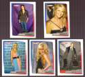 2005-06 Topps Total - 5 Celebrity Cards