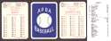 1930 APBA Reprint Season - DETROIT TIGERS Team Set