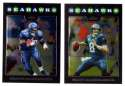 2008 Topps Chrome (Base 1-165) Football Team Set - SEATTLE SEAHAWKS