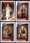 2018-19 Donruss Basketball Team Set - Atlanta Hawks (7 Cards)