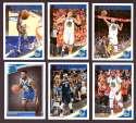2018-19 Donruss Basketball Team Set - Golden State Warriors (6 Cards)