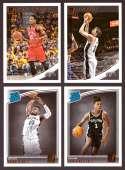 2018-19 Donruss Basketball Team Set - San Antonio Spurs (6 Cards)