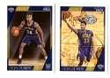 2016-17 Hoops Basketball Team Set - New Orleans Pelicans