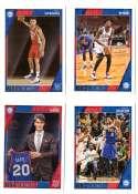 2016-17 Hoops Basketball Team Set - Philadelphia 76ers