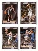 2016-17 Hoops Basketball Team Set - San Antonio Spurs